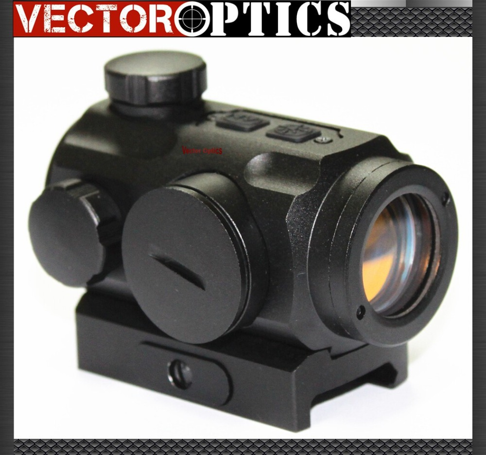Vector Optics Hunting 1x 20mm IR &amp; Red Dot Sight Scope with 21mm QD Weaver Mount Base fit AK47 AK74 AR15 M4 rifles<br><br>Aliexpress