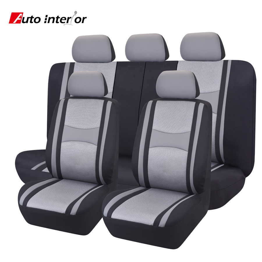 Full Set Auto Interior Accessories Car Seat Cover Fit For
