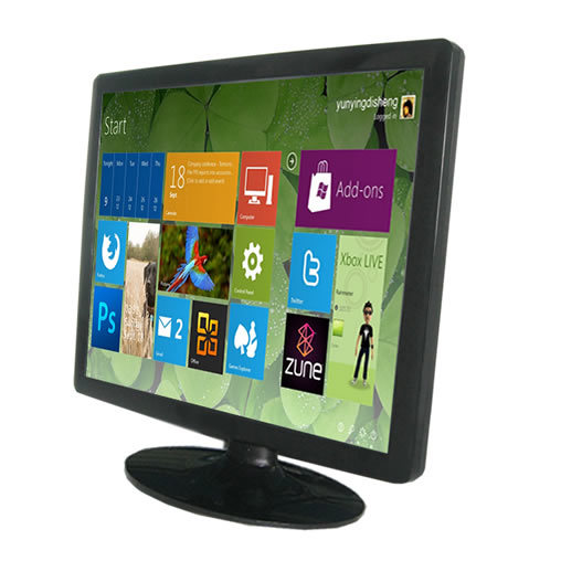 26''desktop touch monitor Multi IR LCD touch screen Monitor(China (Mainland))
