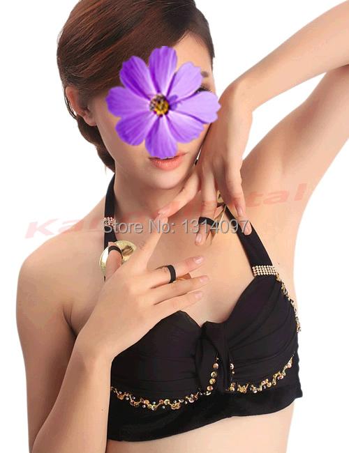 1 Pair Belly Dancing Dancewear Decoration Golden Brass Finger Cymbals Zills(China (Mainland))