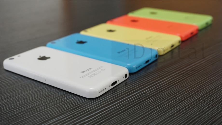 idigital apple iphone 5C ios 05