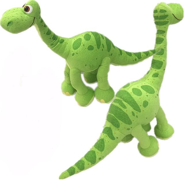 1 шт. 2016 Pixar Фильм Хороший Зеленый Динозавр Арло Динозавров Мягкие игрушки Плюшевые Мягкие Игрушки для детей подарок