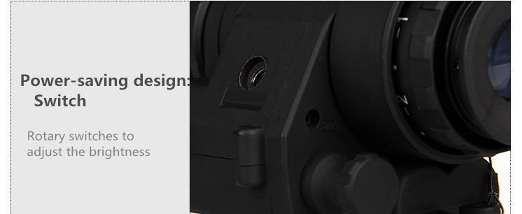 Infrared Night Vision binoculars military high-definition digital camping Hunting Monocular telescope