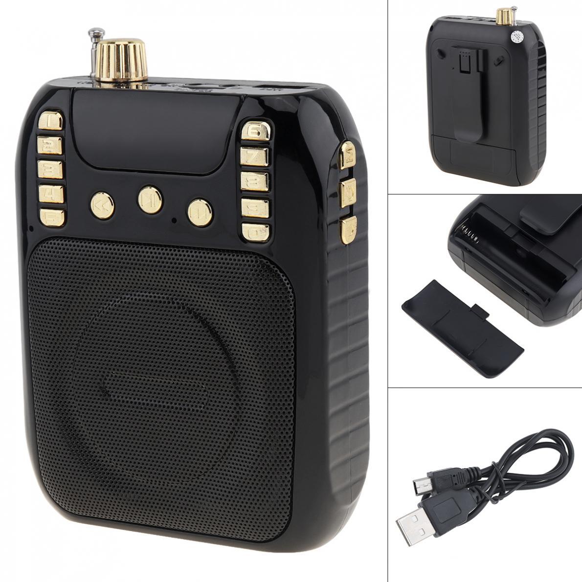 T506 портативное радио мини аудио карта динамик fm с усилением для инструктора 26939-first-1-l2.jpg