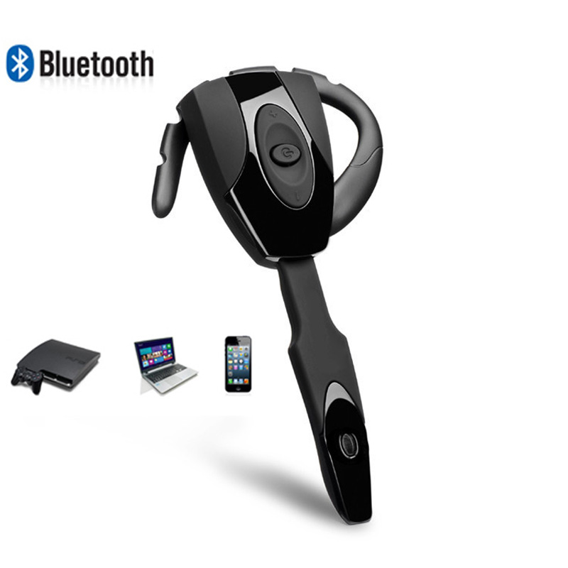 2016 Gaming Headset Bluetooth earbud 4.0 Wireless Rechargeable Handsfree Headphones Long Standby Earphone for PS3 PC Mobilephone(China (Mainland))