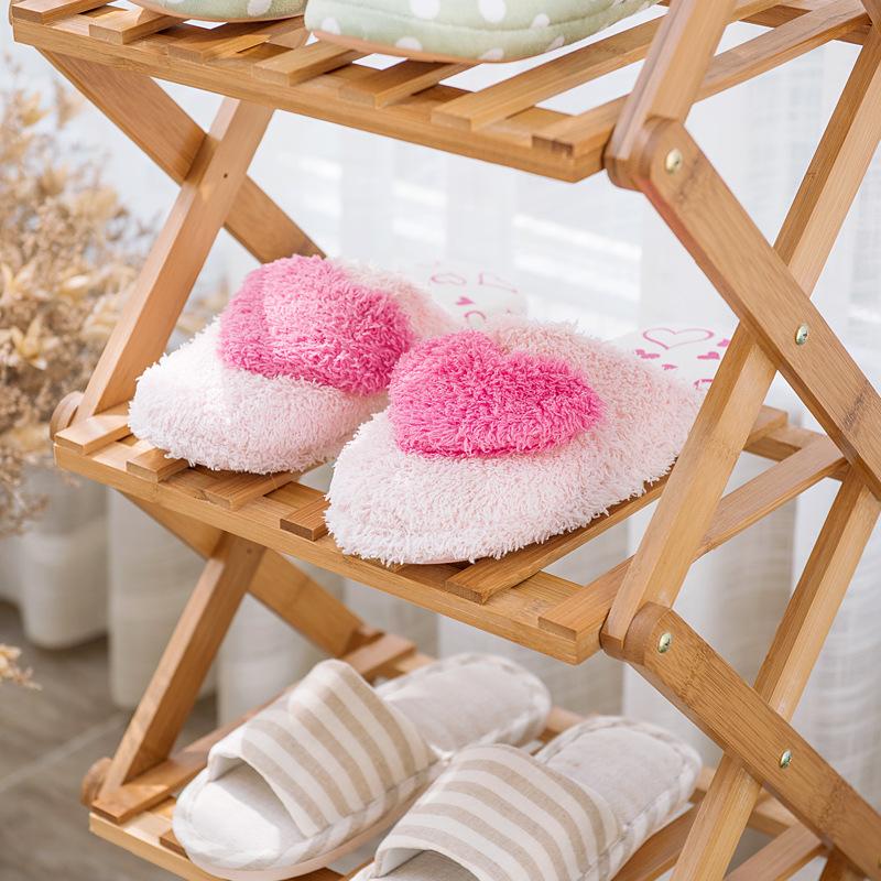 Multi layers Simple Solid Wood Shoe Shelf With Modern Minimalist(China (Mainland))