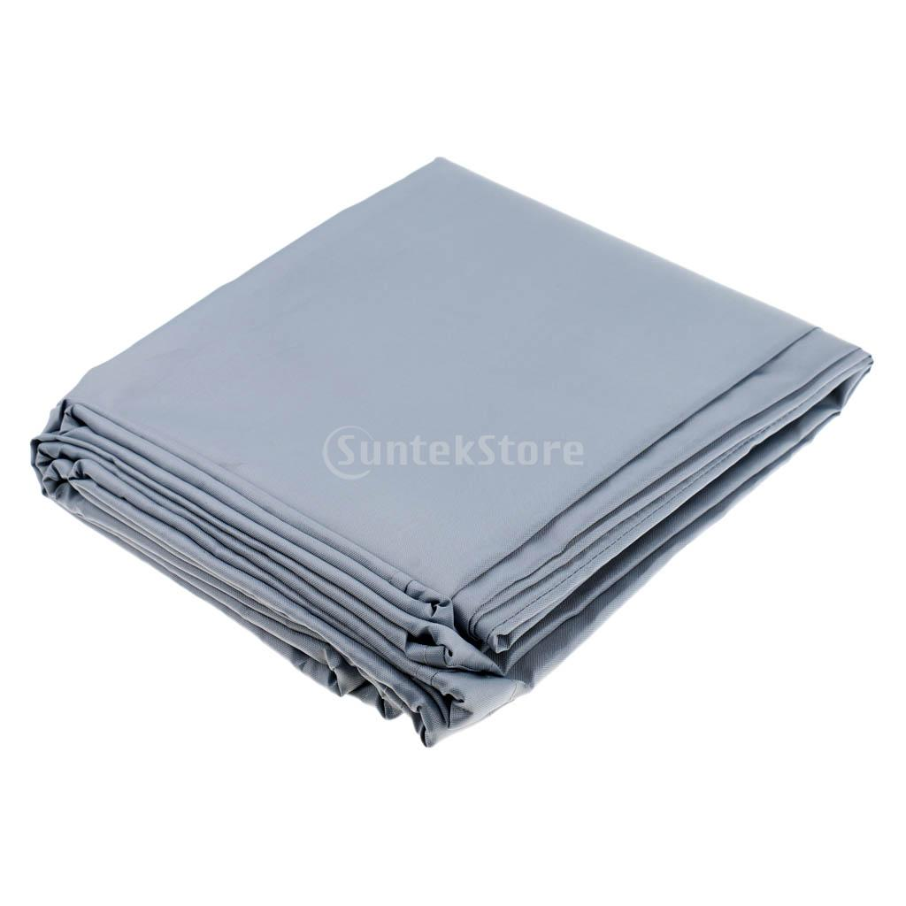 Waterproof Vented Heavy Duty Boat Outboard Motor Hood Cover 10 - 45 HP Boating Sailing Rowing Accessories