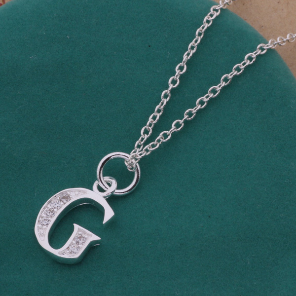 letter g necklaces