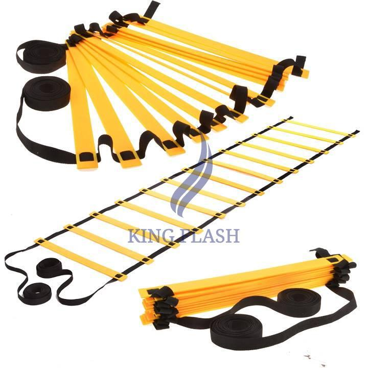 7 m 13 Agility Ladder for Soccer Speed Football Fitness Feet Training equipment Top Quality(China (Mainland))