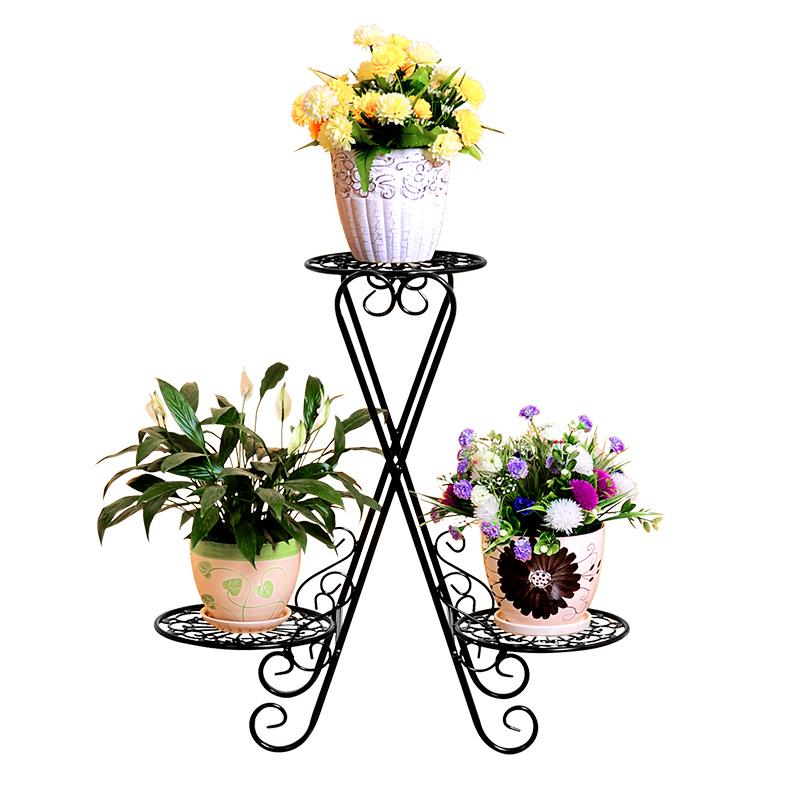 nueva versin capa plantas del jardn de la bandeja de decoracin hierro balcn mirador de flores jardineras meta