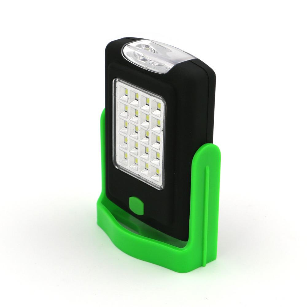 super bright 23 led magnetic work light flashlight pocket lamp. Black Bedroom Furniture Sets. Home Design Ideas
