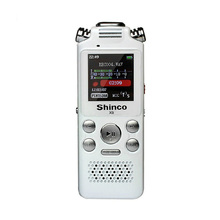 2014 new Shinco x9 recording pen 8g mobile phone voice-activated pcm 50 meters hd audio dual encoding free shipping