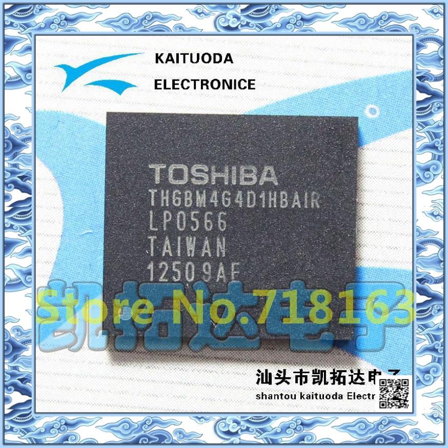 Здесь можно купить  [ Electronic ]  new original LCD chip THGBM4G4D1HBAIR  Электронные компоненты и материалы