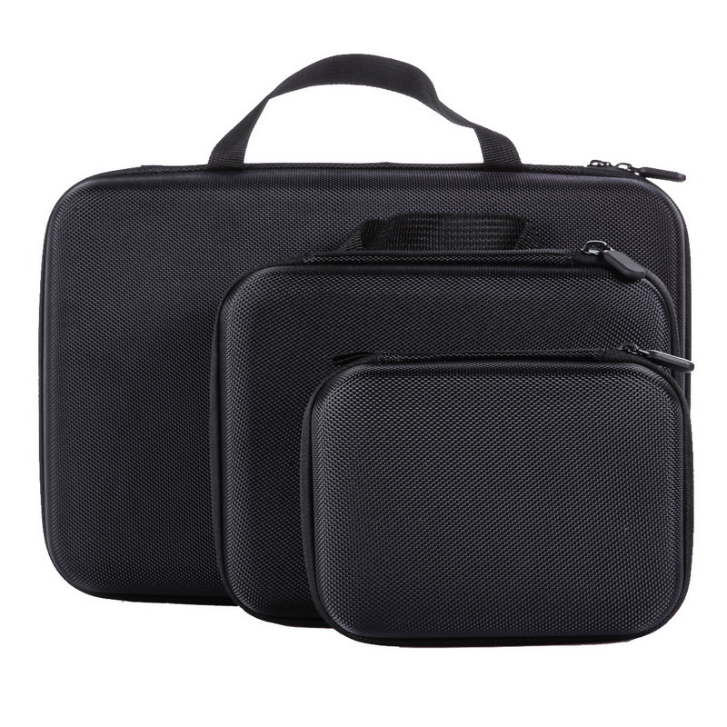 FW1S Portable EVA Waterproof Hard Case Box Bag for GoPro Hero HD 4 3+ 3 2(China (Mainland))