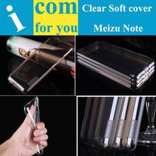 Nillkin Nature Clear Soft TPU Case Cover For Meizu MX6 Pro 6 5 M3 M2 M1 Note Transparent Protective Skin(China (Mainland))