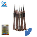 7pcs set Cell Phones Repair Tool Kit Screwdriver Tools Set Opening Pry Hand Tool Sets for