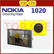 "Original Nokia Lumia 1020 41.0MP Camra 32GB ROM 2G Brand mobile phone unlocked 4.5"" Touch screen Dual core WIFI Free shipping(China (Mainland))"