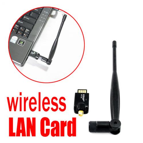 WIFI 54M 54Mbps 802.11g USB Wireless Network Lan Card Wifi Adapter+5dBi antenna for Windows 98/ME/2000/XP/VISTA/Windows 7(China (Mainland))