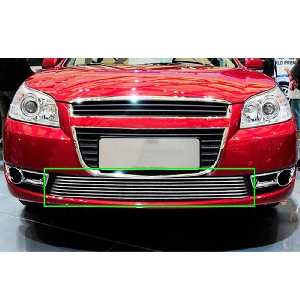 Front Grille Around Trim bumper Racing Grills Chevrolet Chevy EPICA 2007-2012 Stainless steel 1pc - Shenzhen MyHung Company Store store