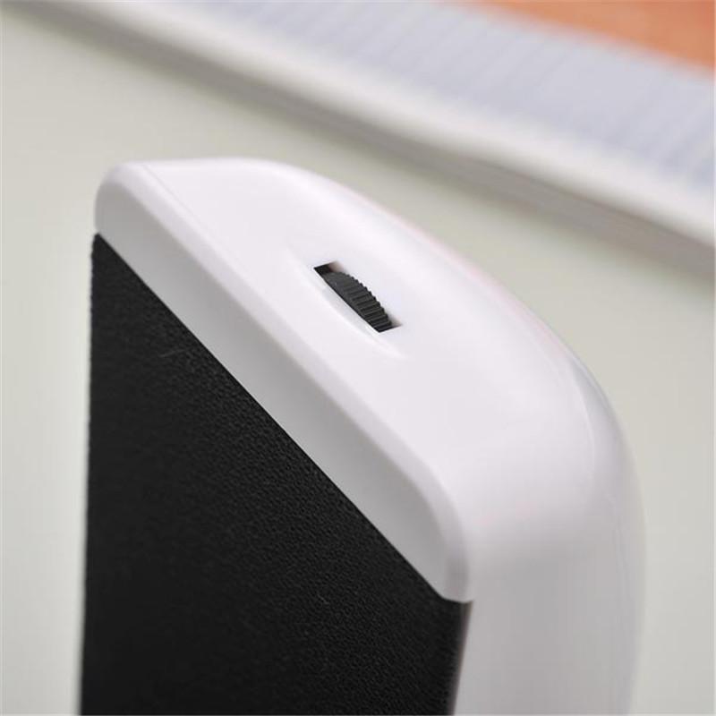 High standard Loudspeaker Mini Desktop Multimedia Computer Speaker with 3.5mm USB Plug Support Plug and Play(China (Mainland))