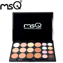 MSQ Professional 20 Colors Concealer palette Colorful Concealer Foundation Best Quality Concealer(China (Mainland))