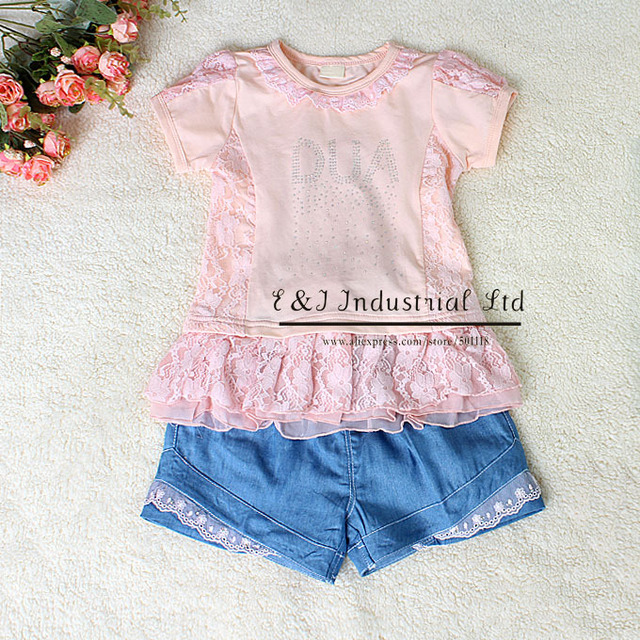 New Summer Kids Clothing Set CS30110-05^^EI