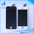 replacement repair mobile phone parts for iphone 5 lcd 5g display with touch screen digitizer with