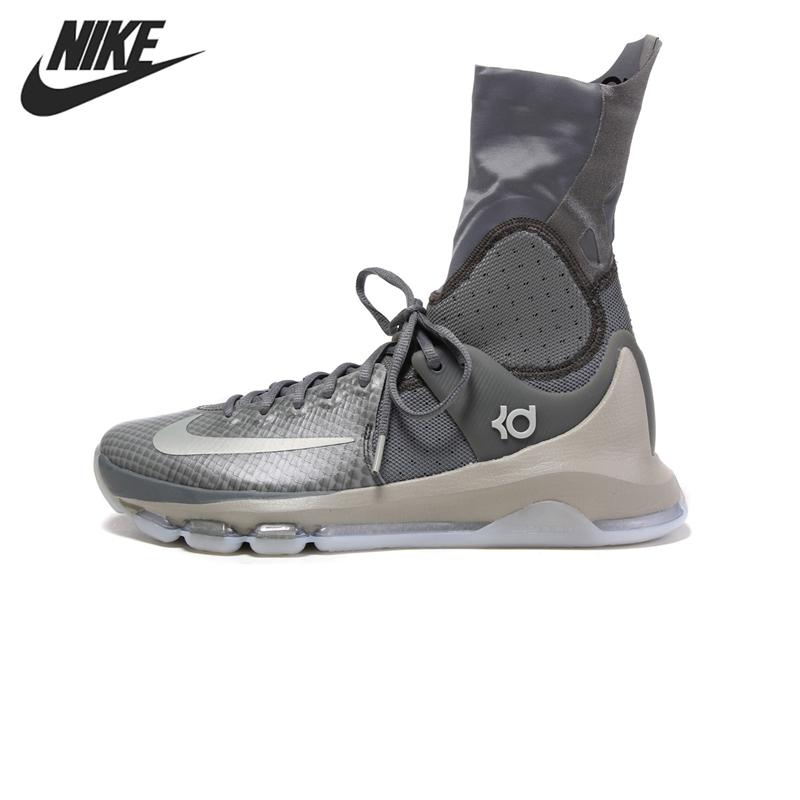 Originele Nieuwe Collectie 2016 Nike Hoge top Basketbalschoenen Sneakers gratis verzending(China (Mainland)