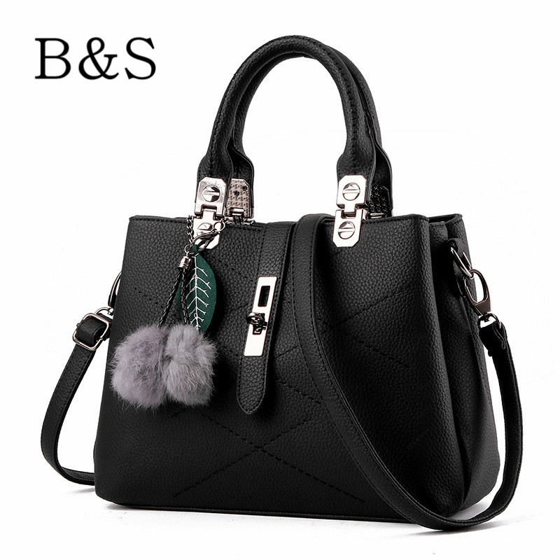 2016 New Arrival Designer Handbags High Quality Leather Famous Brand Women Messenger Bags Female Cross-body Bag sac a main Hobo(China (Mainland))