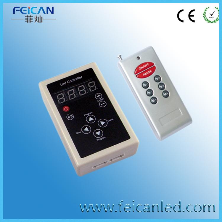 Free shipping RF 8keys RGB led remote controller for  RF 8keys led remote controller for LED Light Strip 2811 1812 1809 1804<br><br>Aliexpress