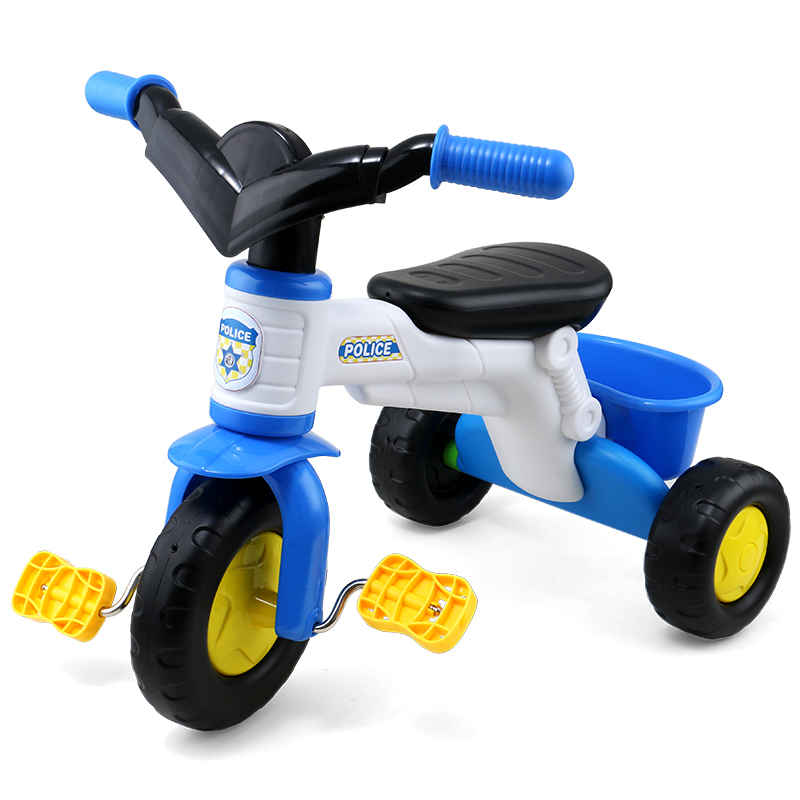 Children Tricycle Preschool Music Bike Three Wheel Baby Walker Stroller Bicycle Electric Ride On Toy Car(China (Mainland))