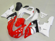 Buy Motorcycle Fairing Kit YAMAHA YZFR1 98 99 YZF R1 1998 1999 YZF1000 yzfr1 98 99 TOP Hot red white Fairings set+7gifts YA19 for $333.87 in AliExpress store
