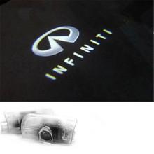 3D Car LED Courtesy Door Logo Laser Projector Light Ghost Shadow FOR Infiniti FX G/M/EX Series Q50L Q60/Q70 QX50/70/80 - Guangzhou weiyou Electronic Co.,LTD store