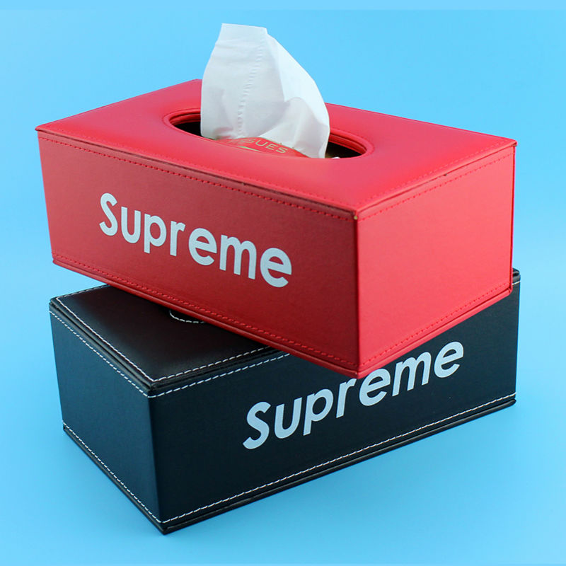 Supreme Clothing Brand Toilet Paper