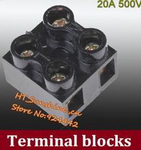 JX5-2002 terminals 20A 2P terminal blocks - HT-Sunshine technology co., LTD store