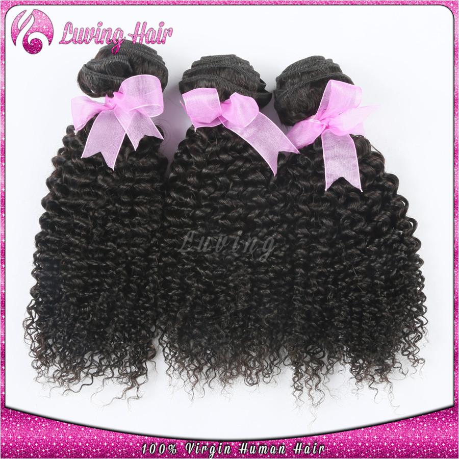 7A Grade Peruvian Curly Hair Human Hair Weaves 3Pcs/Lot Kinky Curly Virgin Hair Unprocessed Peruvian Virgin Hair afro Curly<br><br>Aliexpress
