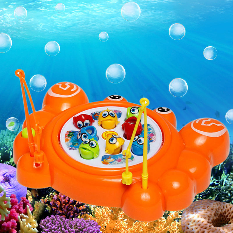 Online buy wholesale magnetic fishing game from china for Crab fishing game