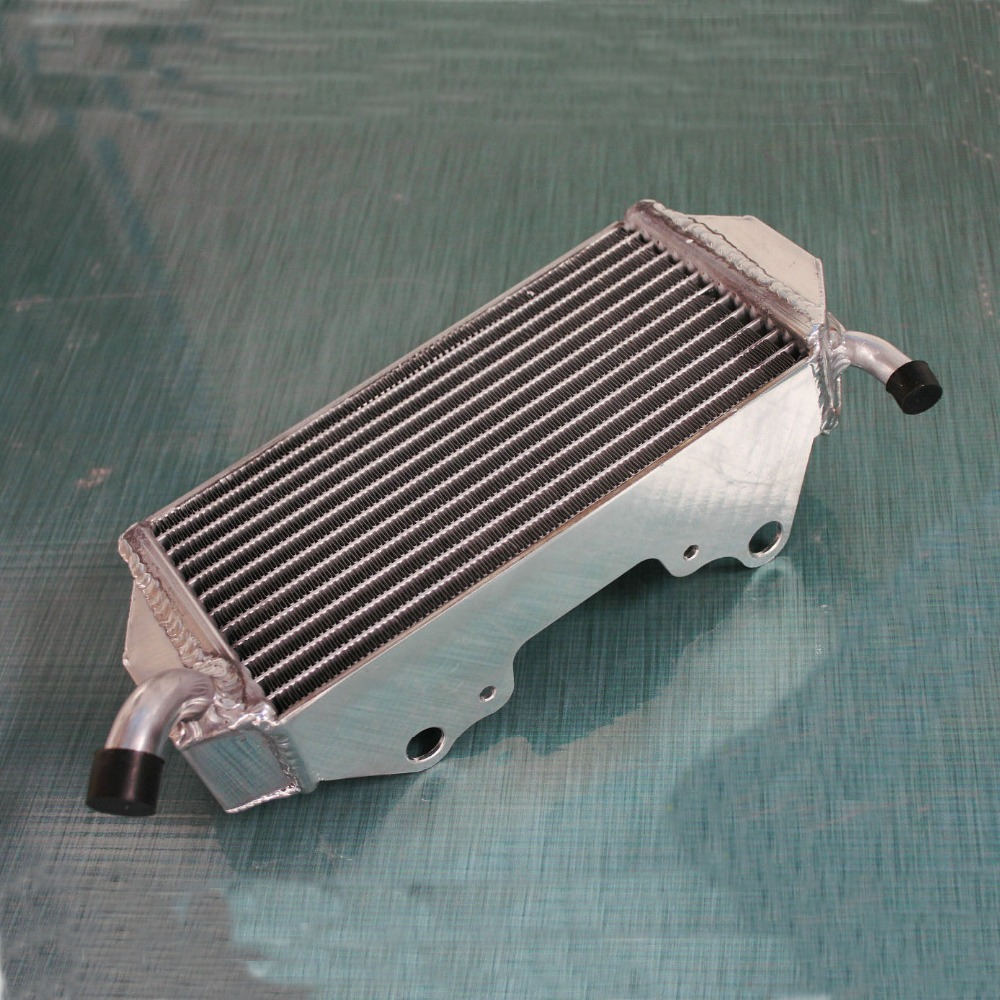 Left side Aluminum Alloy radiator For Yamaha YZ450F YZF450 YZ450FZL YZ450FZW 2013 cooling parts accessories engine cooling parts<br><br>Aliexpress