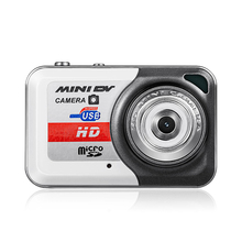 X6 Portable Ultra Mini HD High Denifition Digital Camera Mini DV Support 32GB TF Card with Mic Mini Camcorders 960P Children DV(China (Mainland))