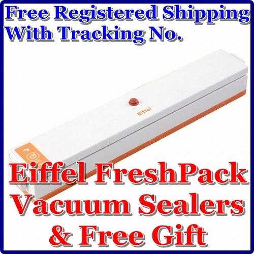 2014 made in South Korea Eiffel FreshPack Pro Vacuum Sealers,Mini Vacuum Package Machine Free shipping(China (Mainland))
