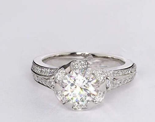 aliexpress buy real sterling silver 3 carat nscd