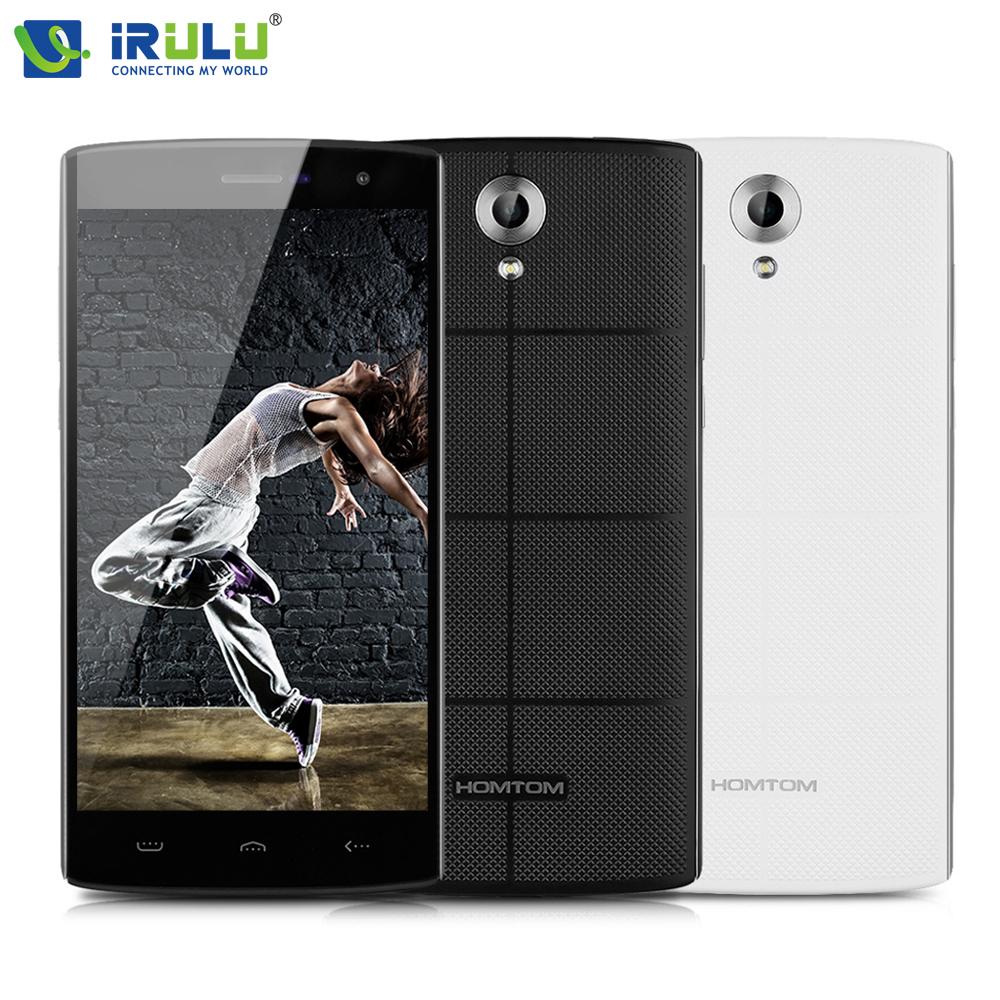 Original HOMTOM HT7 5.5 Inch Mobile Phone Android 5.1 MTK6580A 1G RAM 8G ROM Dule SIM Card 1280x720 HD 8.0MP Wifi GPS WCDMA(China (Mainland))