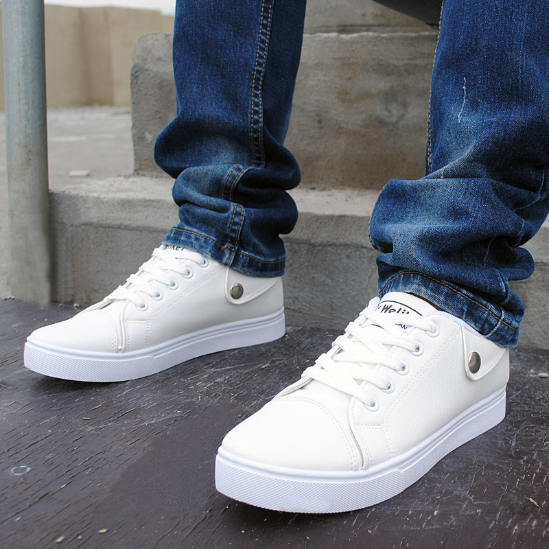 New winter mens shoes low shoes Korean England mens casual mens shoes to help low tide plate shoes<br><br>Aliexpress