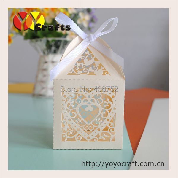 small gift boxes for candles favorable wedding thank you gifts box ...