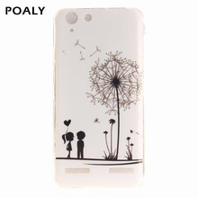"Buy Lenovo A6020 Case 5.0"" Luxury Cartoon TPU Cover Lenovo A6020 A6020a46 Vibe K5 Case Phone Silicone Back Cover Bag Skin for $1.50 in AliExpress store"