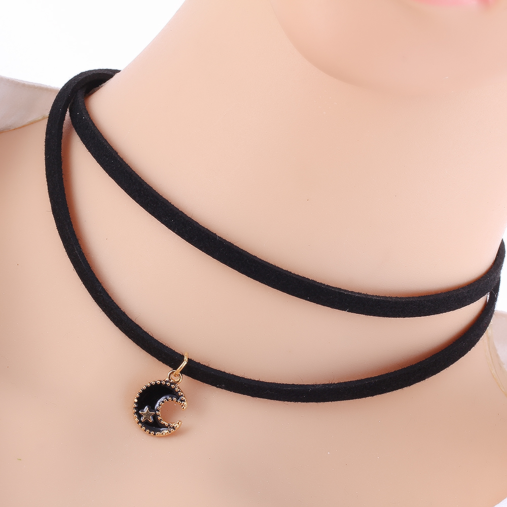 Collares choker 2016 for Black tattoo choker