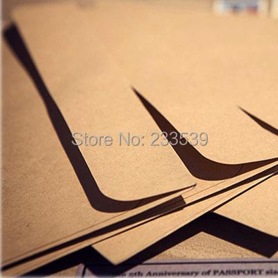 Paper Brown Kraft Envelope