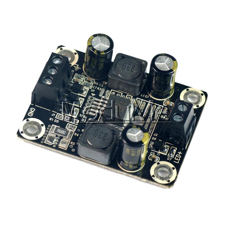 High Power 350mA 10W LED Driver Board Module DC SEPIC Buck Boost 5-32V Input TOP(China (Mainland))