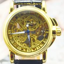 Fuyate reloj mecánico completamente automático reloj de hombre de moda comercial de los niños j234