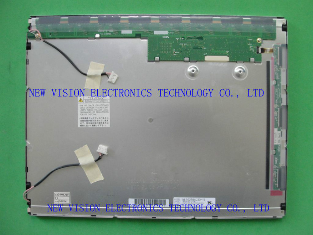 Original NL10276BC30-15 TFT LCD Display 1024*768 15 inch LCD Pannel Specially for Industrial Equiptment(China (Mainland))